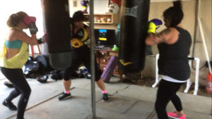 Get your workout on with our boxfit program in napa