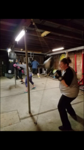 Boxing Classes in Napa Valley