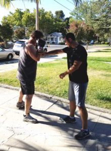Boxing to you. In-Home Training