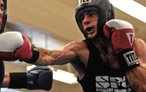 Boxing Napa Valley